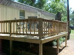 deck kits florida bonifay panhandle salvage