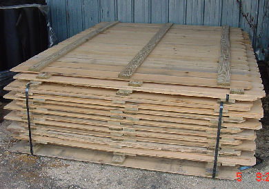 Fencing Panhandle Lumber And Supply Barn Kits